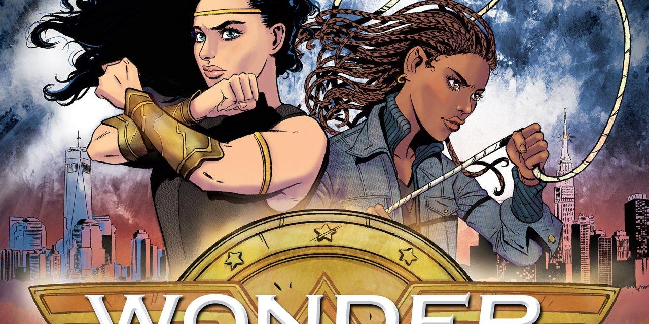 DC Debuts Delightful Book Trailer for Wonder Woman: Warbringer
