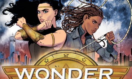 DC Debuts Delightful Book Trailer for Wonder Woman: Warbringer