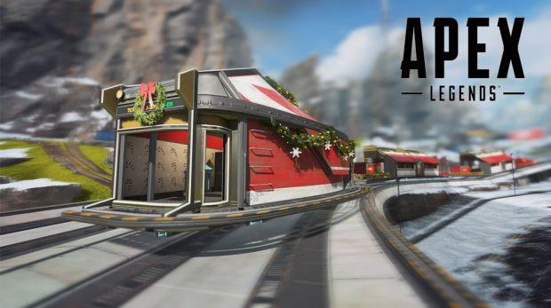 Apex Legends Winter Express