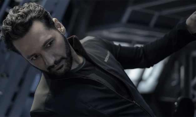 Cas Anvar Teases 'Catastrophic' Season 4: The Expanse Interview