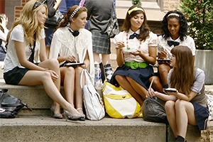 gossip girl diversity