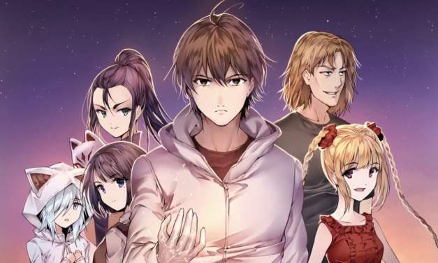 Darwin's Game Joins Aniplex's 2020 Winter Line-Up