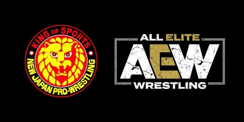 Hiroshi Tanahashi and AEW