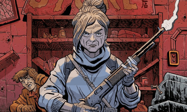 BOOM! Studios' Firefly: The Outlaw Ma Reynolds #1 Review