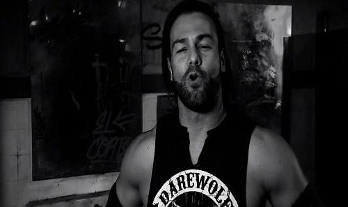 Wrestling PJ Black