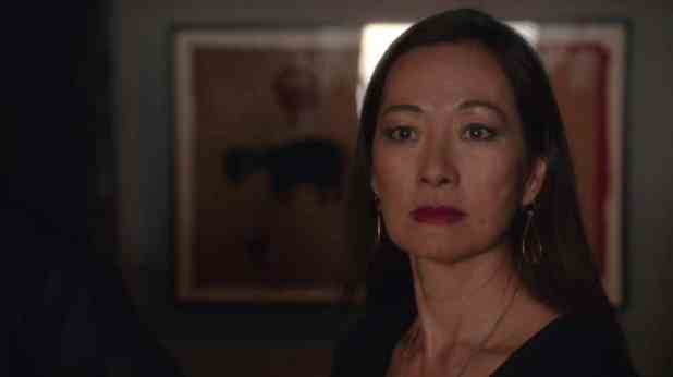 Rosalind Chao is Mom