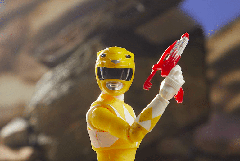 Power Rangers Trini Kwan Might Be The Best Lightning Collection Action Figure Yet