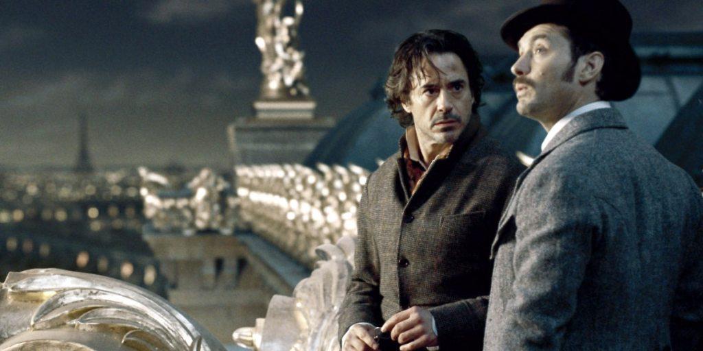 Sherlock Holmes Duo