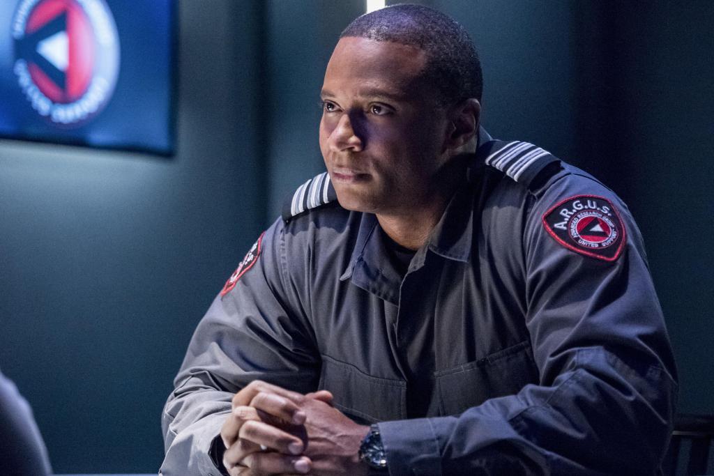 David Ramsey as John Diggle