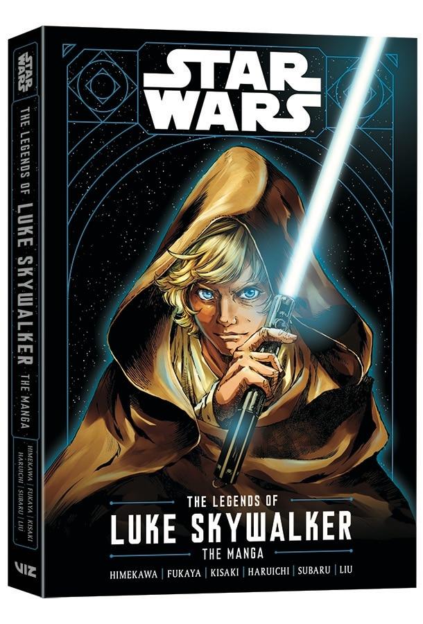 The Legends of Luke Skywalker Manga