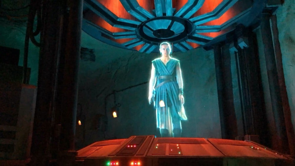 Rise of the Resistance Rey
