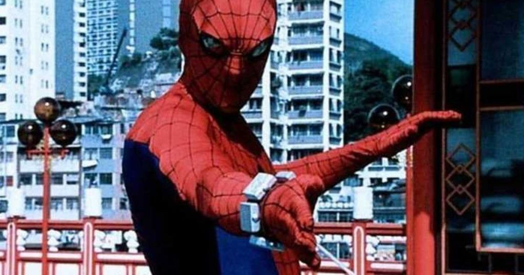 Spider-Man Sentai