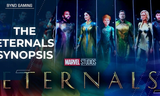 New Eternals Synopsis Reveals The Film Will Tie Into Avengers: EndGame