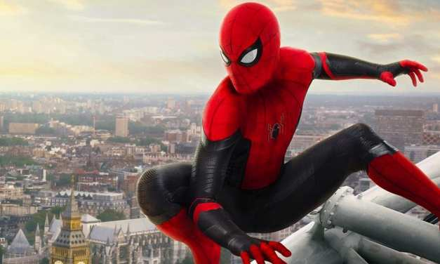 Spider-Man 3 Swings Into Gorgeous Iceland