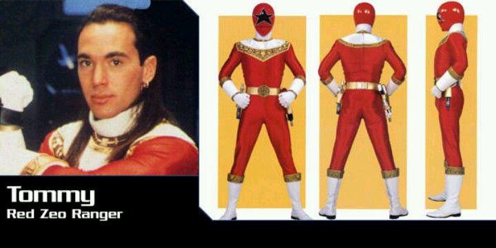 Red Zeo Ranger