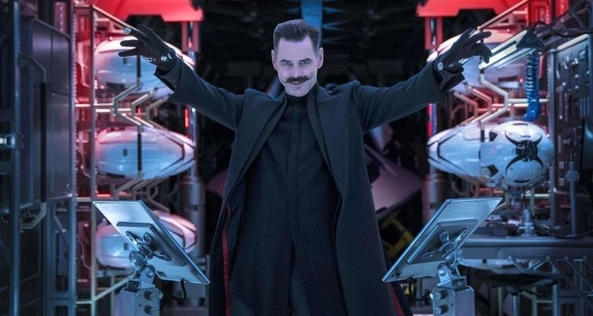 Sonic The Hedgehog Writers Reveal How Much Of Jim Carrey's Robotnik Was Improvised