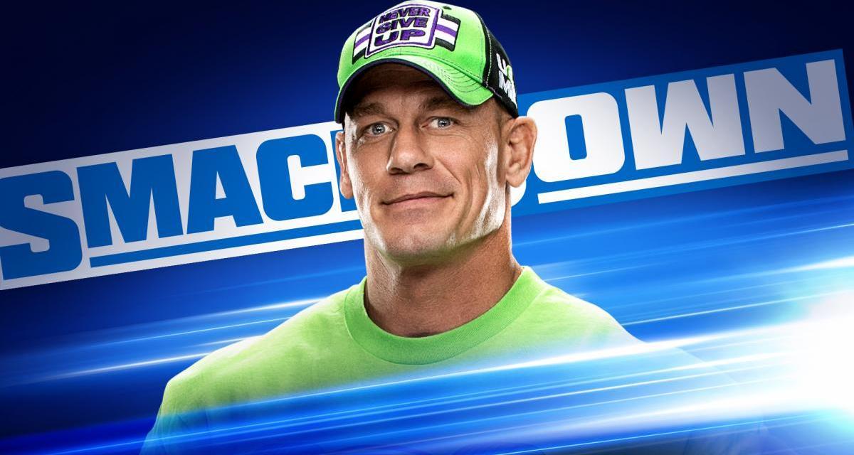 Is John Cena Returning To Battle In Smackdown Live?