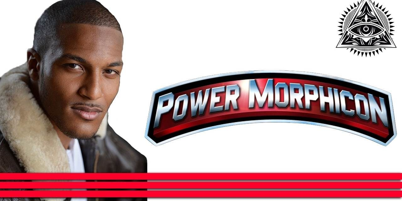 Power Rangers' Samuell Benta Breaks His Silence On The Controversial Power Morphicon Banner Incident