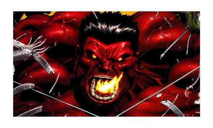 Red Hulk Fan-Made Poster Sees Him Added To The MCU
