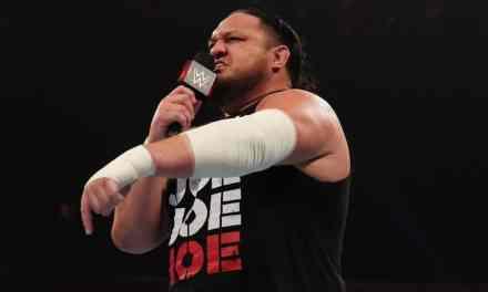 Samoa Joe's New SuspenSion For Violating WWE's Wellness Policy