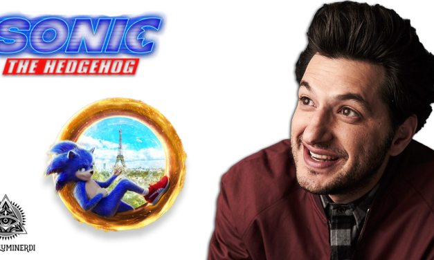 Sonic Interview: Ben Schwartz Hypes Hedgehogs, Game Gear and The Knicks