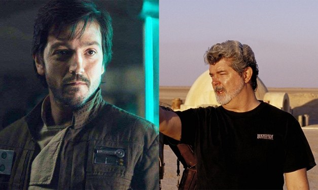George Lucas Returning To Star Wars As Executive Producer On Cassian Andor Series: EXCLUSIVE