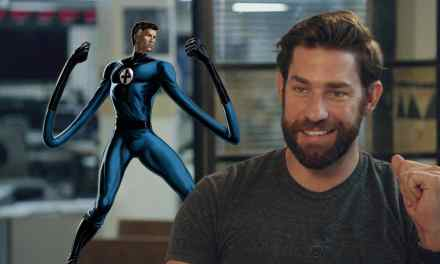 John Krasinski Expresses Genuine Interest In Playing Mister Fantastic For Marvel Studios