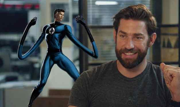 John Krasinski Expresses Genuine Interest In Playing Mister Fantastic For Marvel Studios
