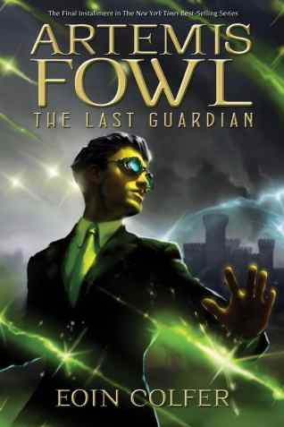 Cover of Artemis Fowl and the Last Guardian