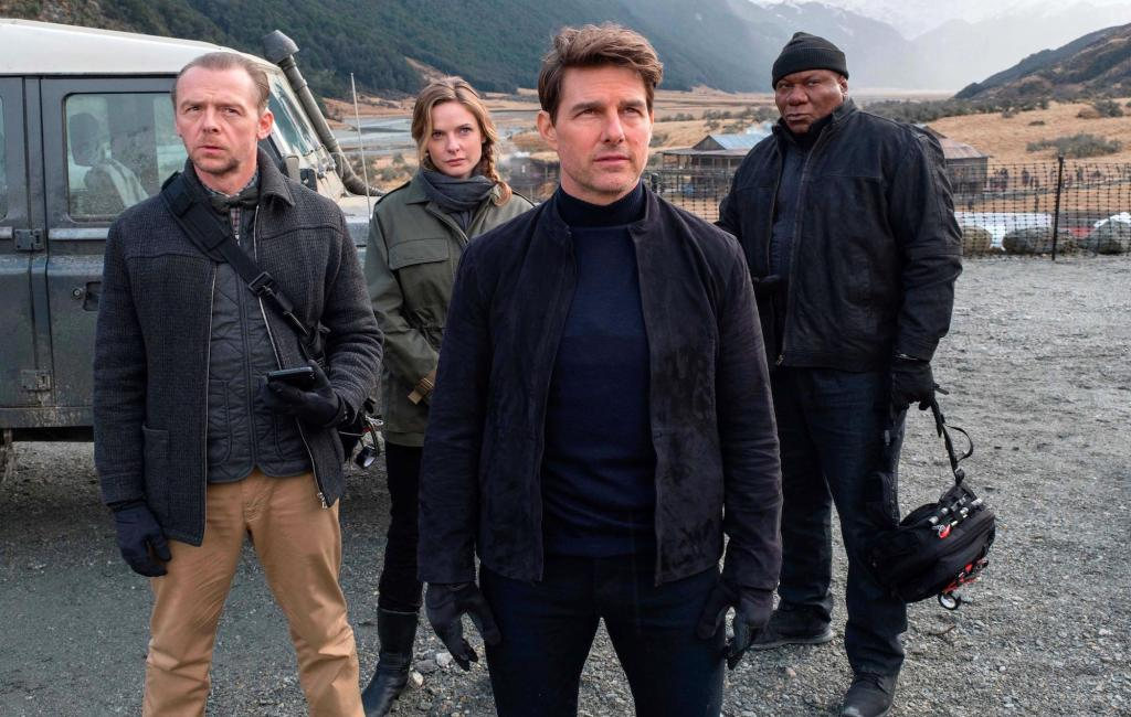 Mission Impossible 7 in Production