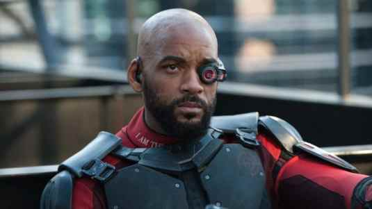 no will smith in the suicide squad