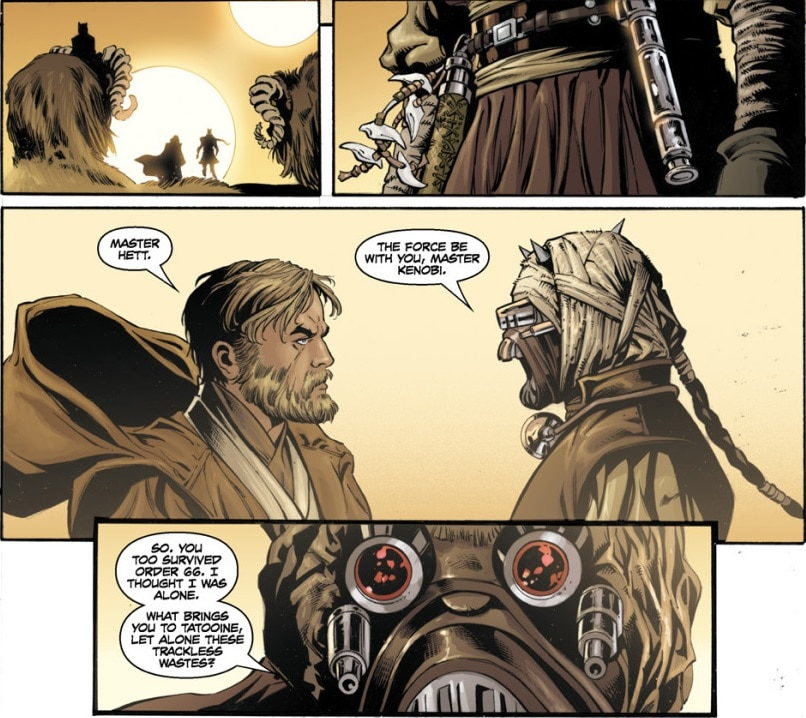 Obi-Wan Would Have Fought THIS Deadly Villain From Legends Continuity In His Disney+ Show: EXCLUSIVE - The Illuminerdi