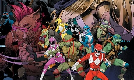 Mighty Morphin' Power Rangers/Teenage Mutant Ninja Turtles #3 Review