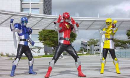 First Look at Power Rangers Beast Morphers Season 2