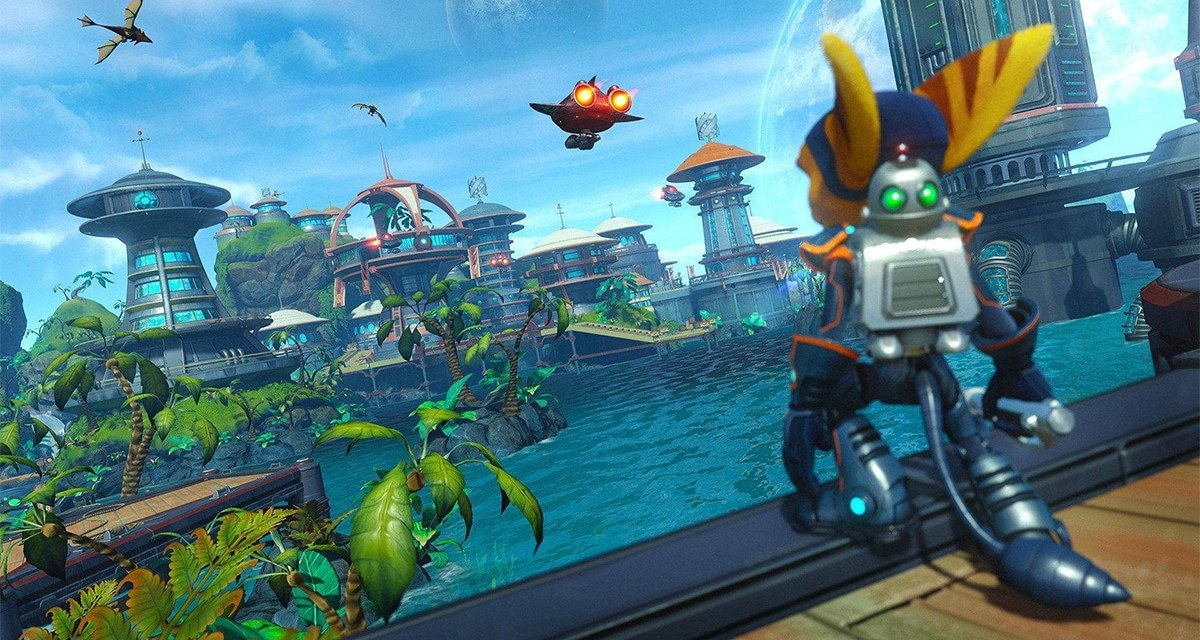 Ratchet And Clank Rumored To Be Insomniac's 1st PS5 Release