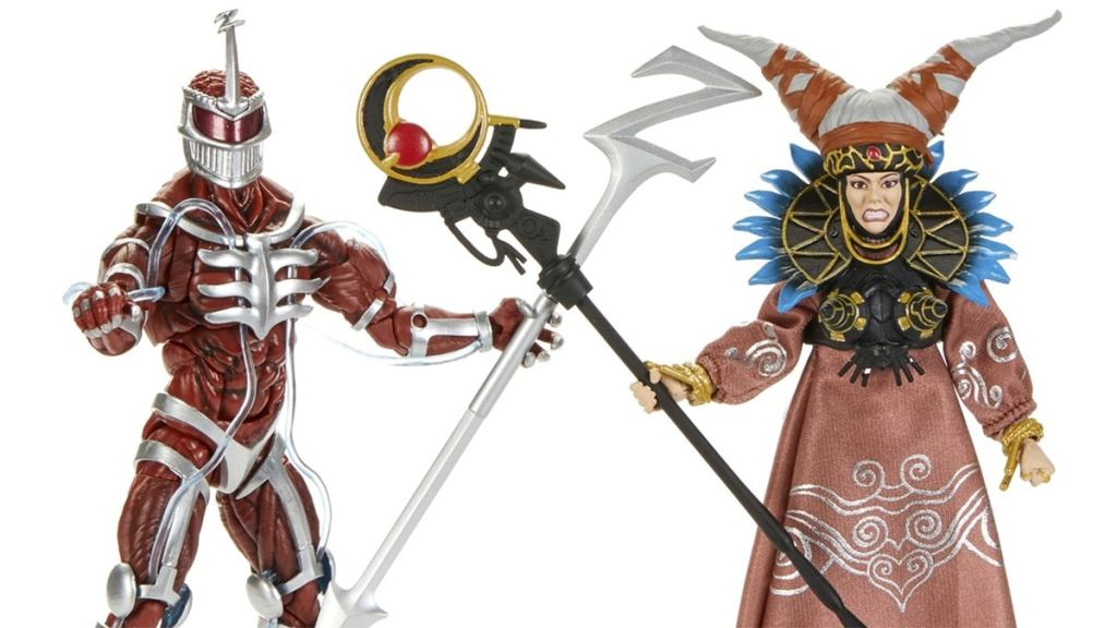 rita repulsa and lord zedd lightning collection