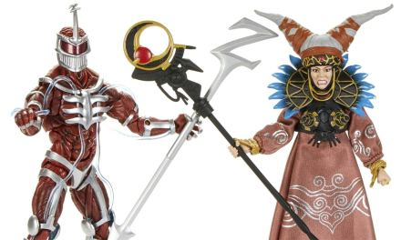 Rita Repulsa and Lord Zedd Added To Power Rangers Lightning Collection