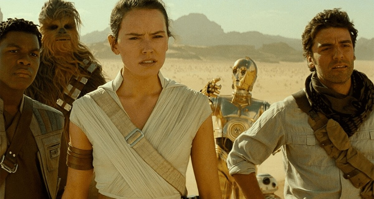 Star Wars: The Rise of Skywalker Blu-Ray Coming To A Galaxy Near You