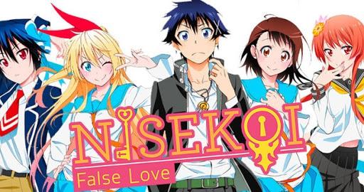 NISEKOI Series Confirmed For Complete Blu-ray Set Release - The Illuminerdi