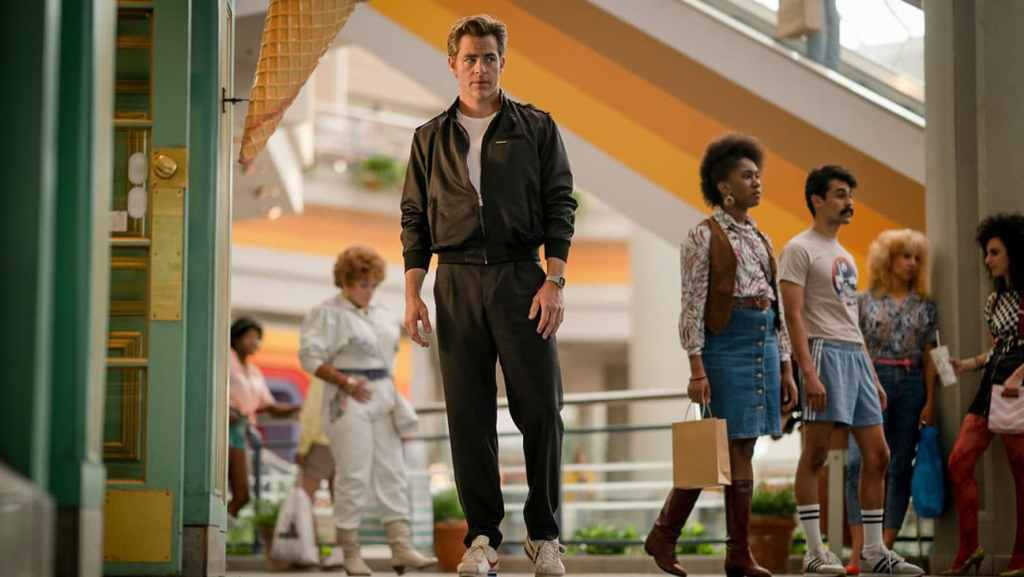 Wonder Woman 1984 Chris Pine Steve Trevor