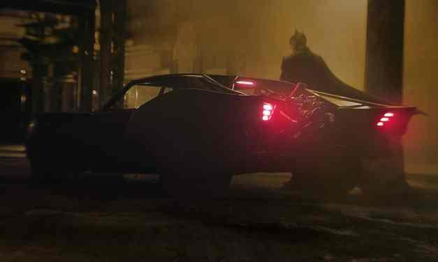 1st Look At Dangerous New Batmobile In The Batman