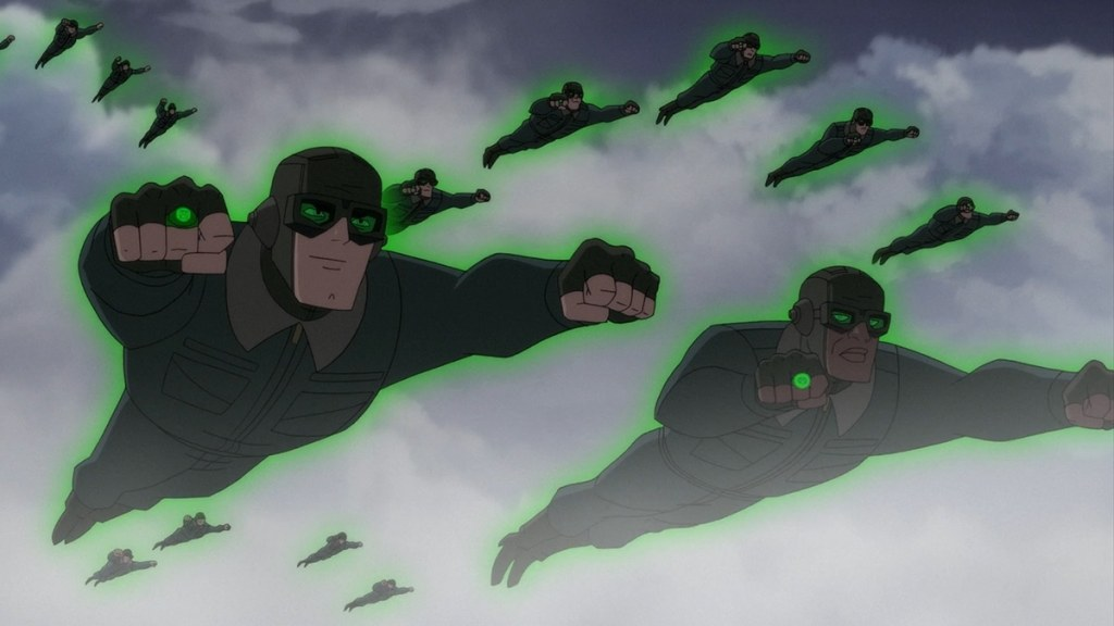 Phil Lamar Green Lantern Superman Red Son