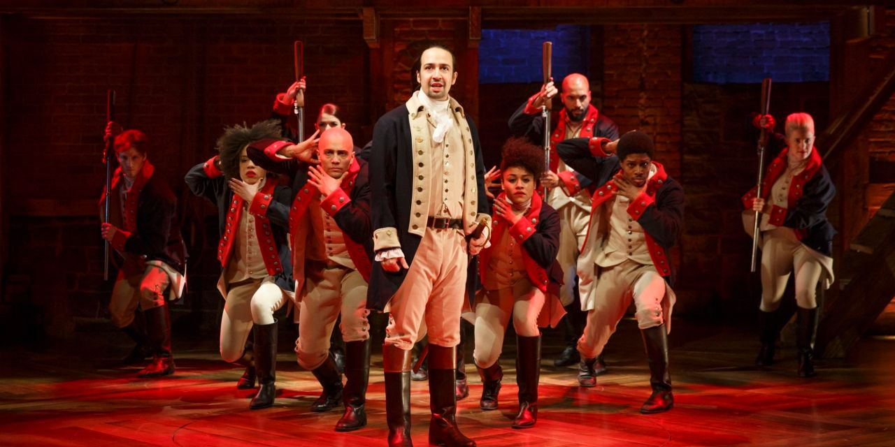 Lin-Manuel Miranda Gifts A New Hamilton Song Free to Fans as Broadway Goes Dark