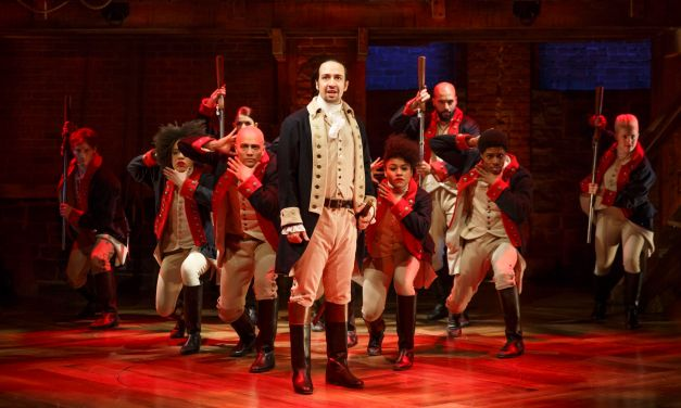 Lin-Manuel Miranda Gifts A New Hamilton Song Free to Fans as Broadway Goes Dark