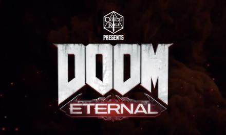 Doom Eternal One-Shot Arrives Courtesy Of Critical Role