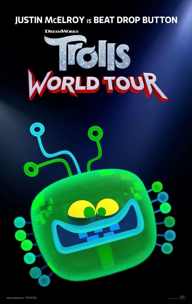 Trolls World Tour New Poster #1