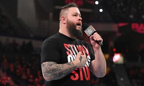 WWE Kevin Owens