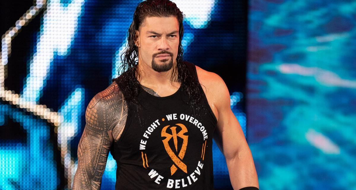Roman Reigns Pulls Out Of Wrestlemania 36 Due To Coronavirus Concerns