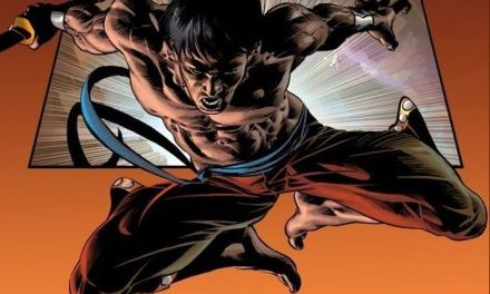 First Look At Shang-Chi Revealed In Set Photos