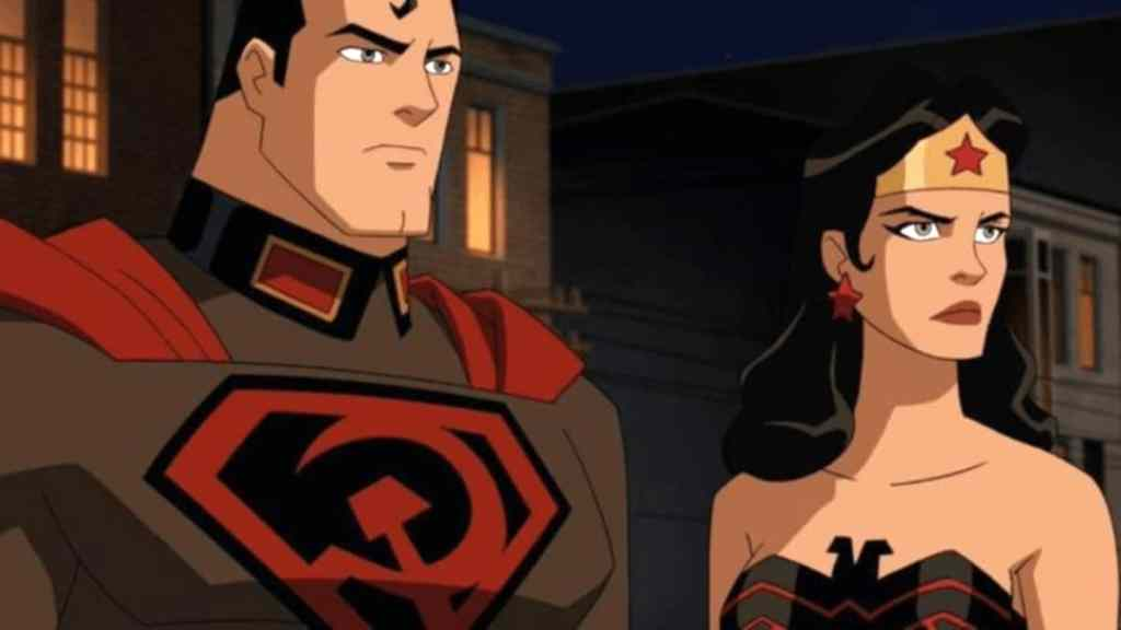 Superman Red Son Bruce Timm